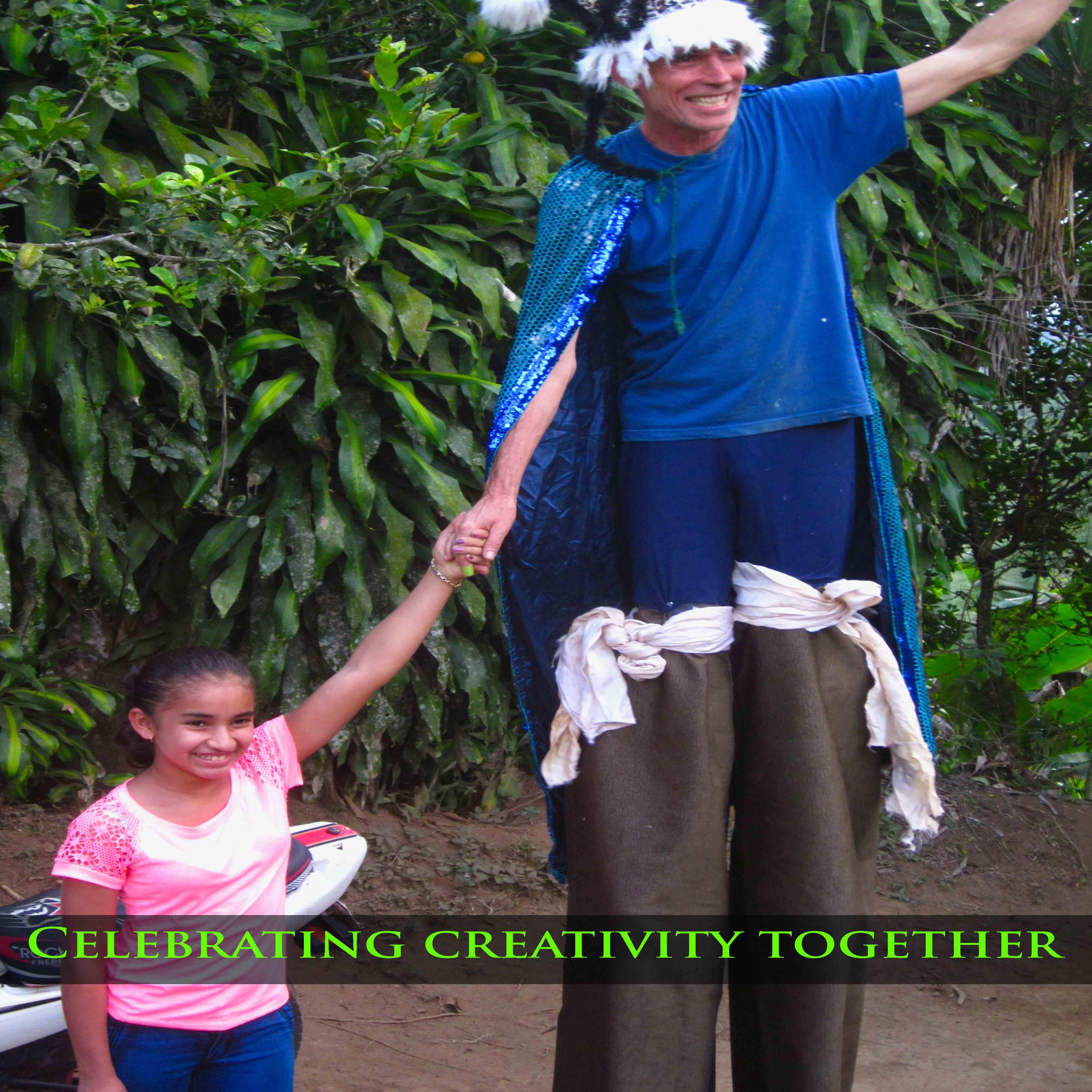 celebrating creativity together