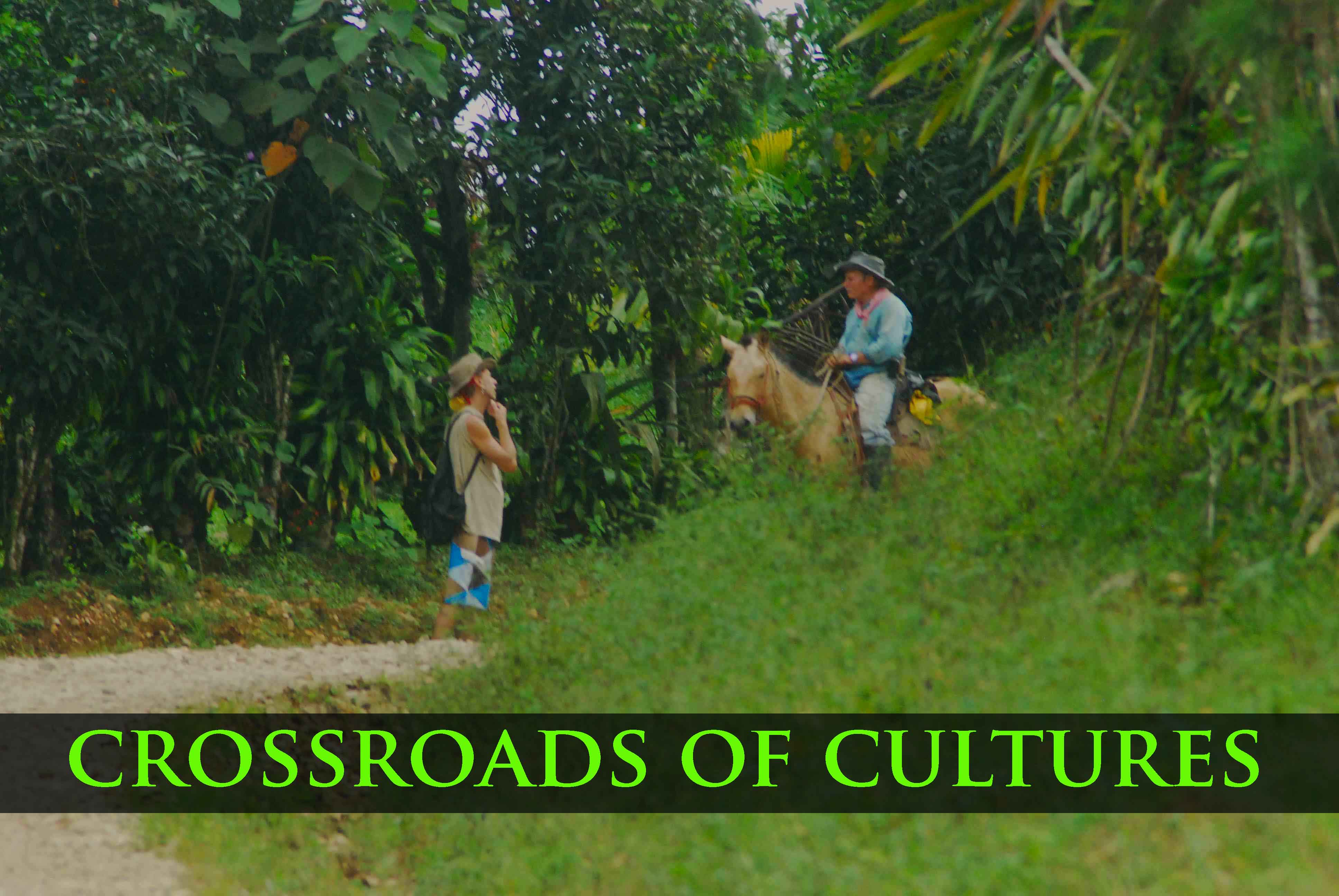 crossroads of cultures