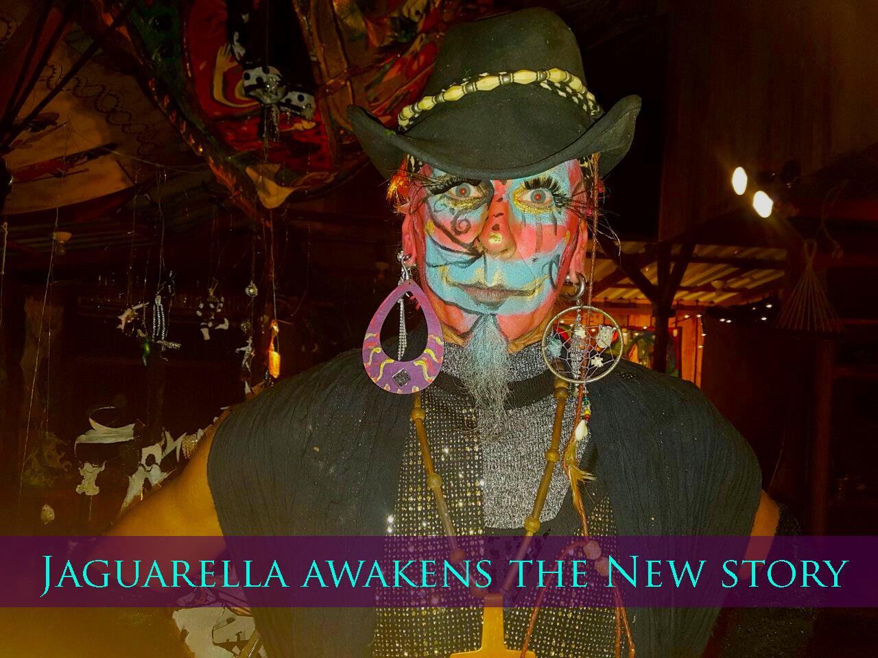jaguarrella web podcast
