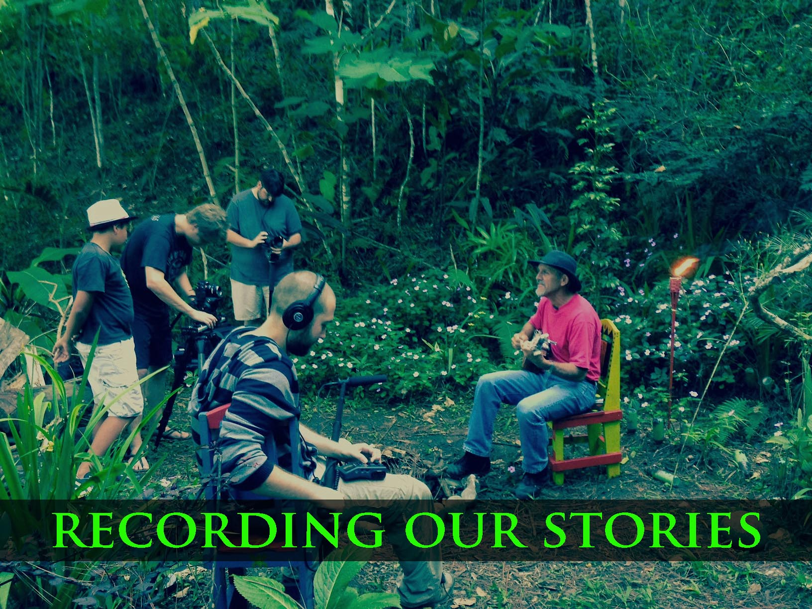 recording our stories