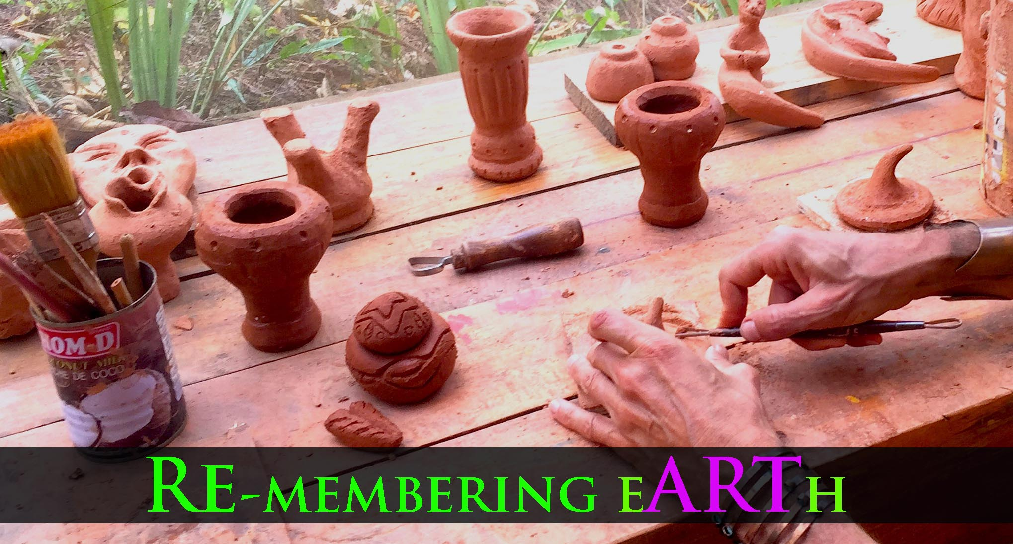 remembering earth arts